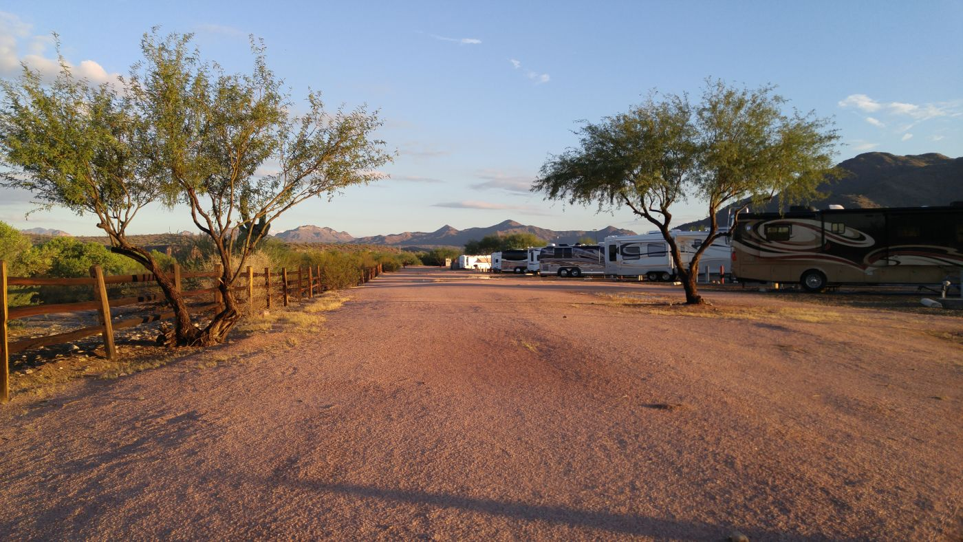 Eagle View RV Resort Fort McDowell