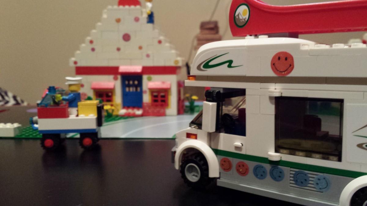 Lego RV