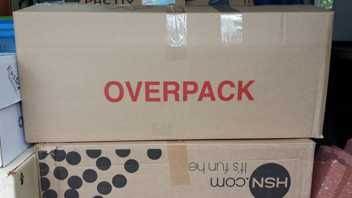 box overpack