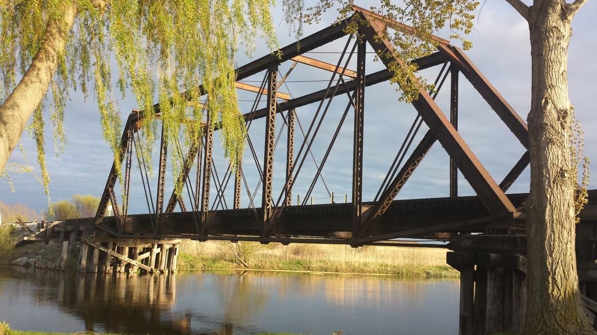 Bridge Manistee MI