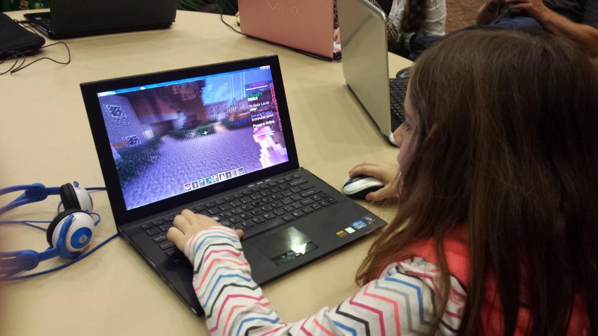 Luna Minecrafting UWG