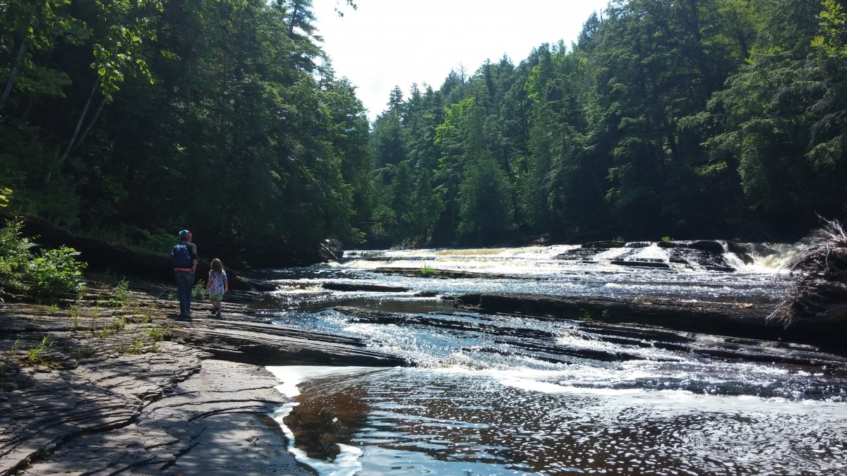 Camping In The Porcupine Mountains Mi Life Untethered