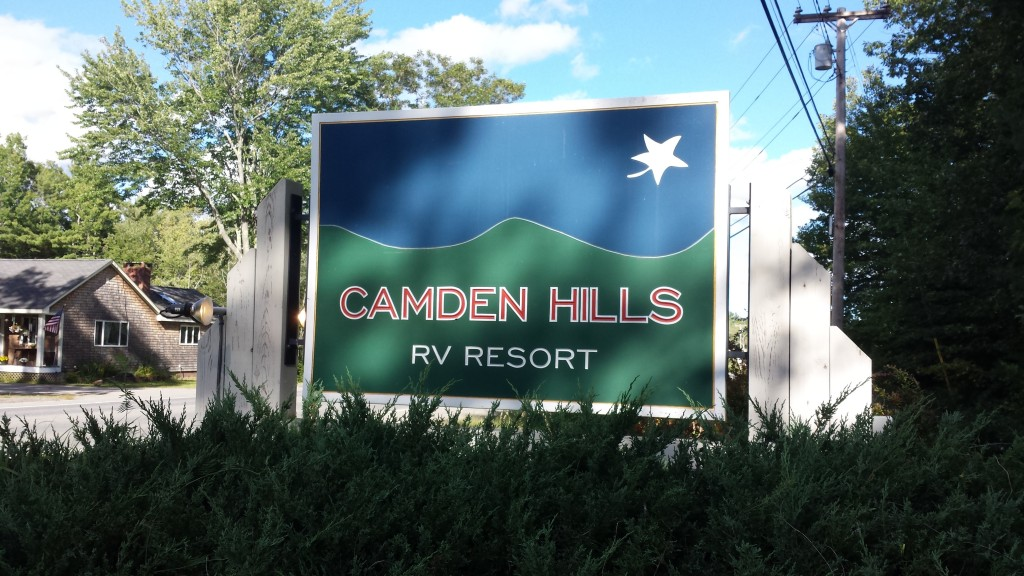 Camden Hills RV Resort
