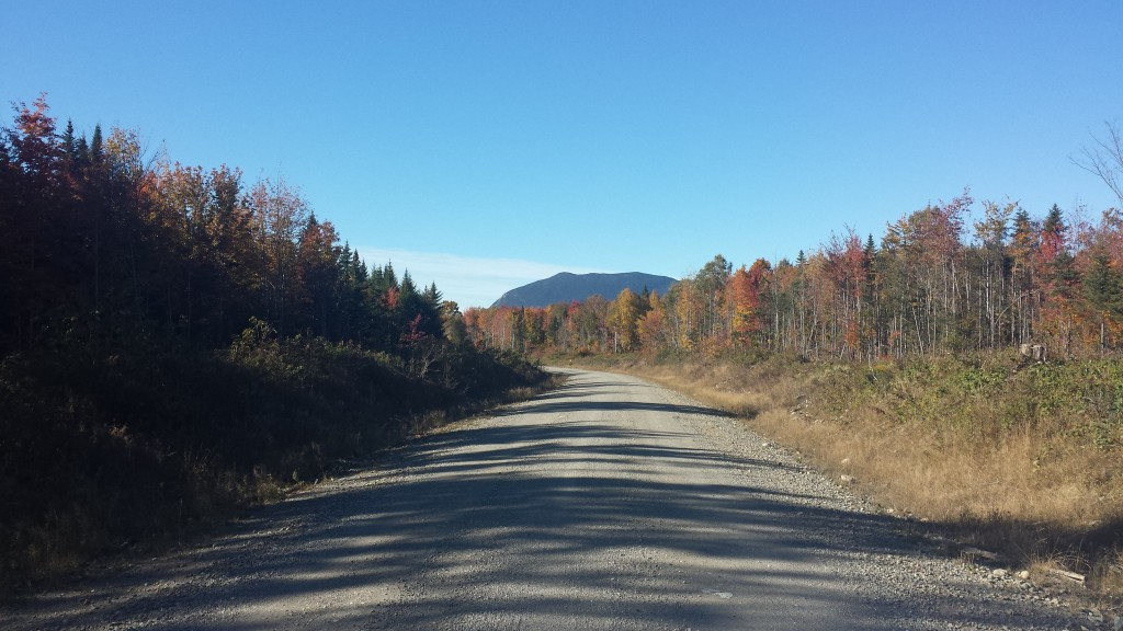 Navigating the Backroads of Moosehead Lake.