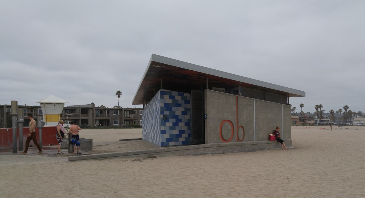 ocean beach bath house