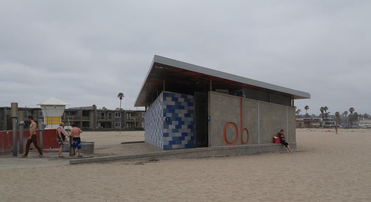 ocean beach bath house