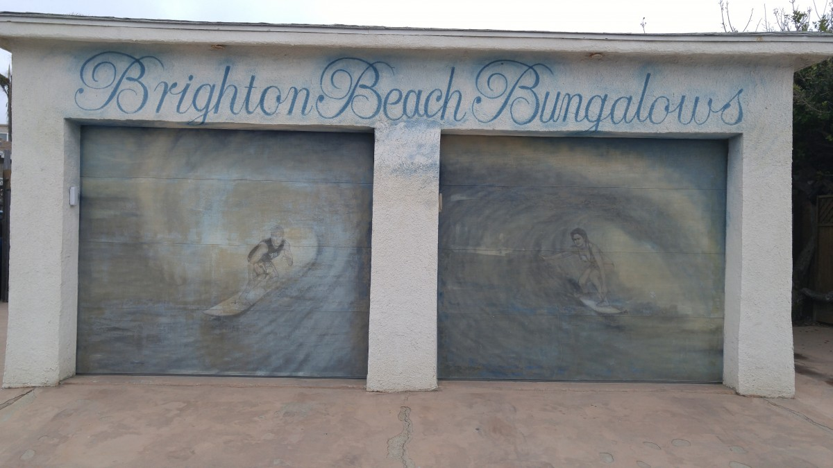 beach bungalow ob ca