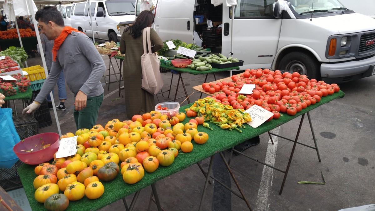 tomatoes ob ca