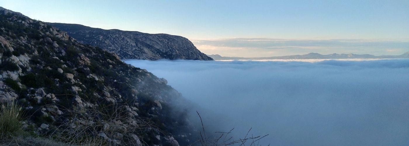 El Cajon Mountain