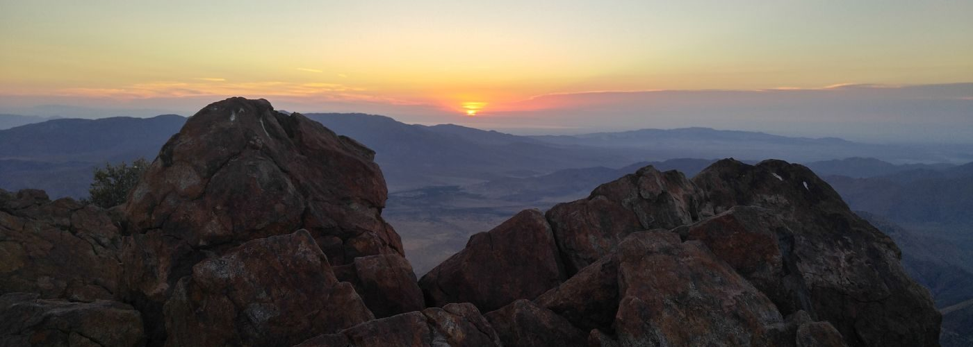 Garnet Peak Sunrise Hike