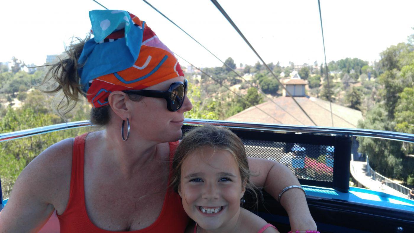 San Diego Zoo Gondola