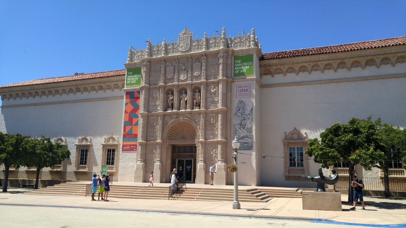 San Diego Museum of Contemporary Art