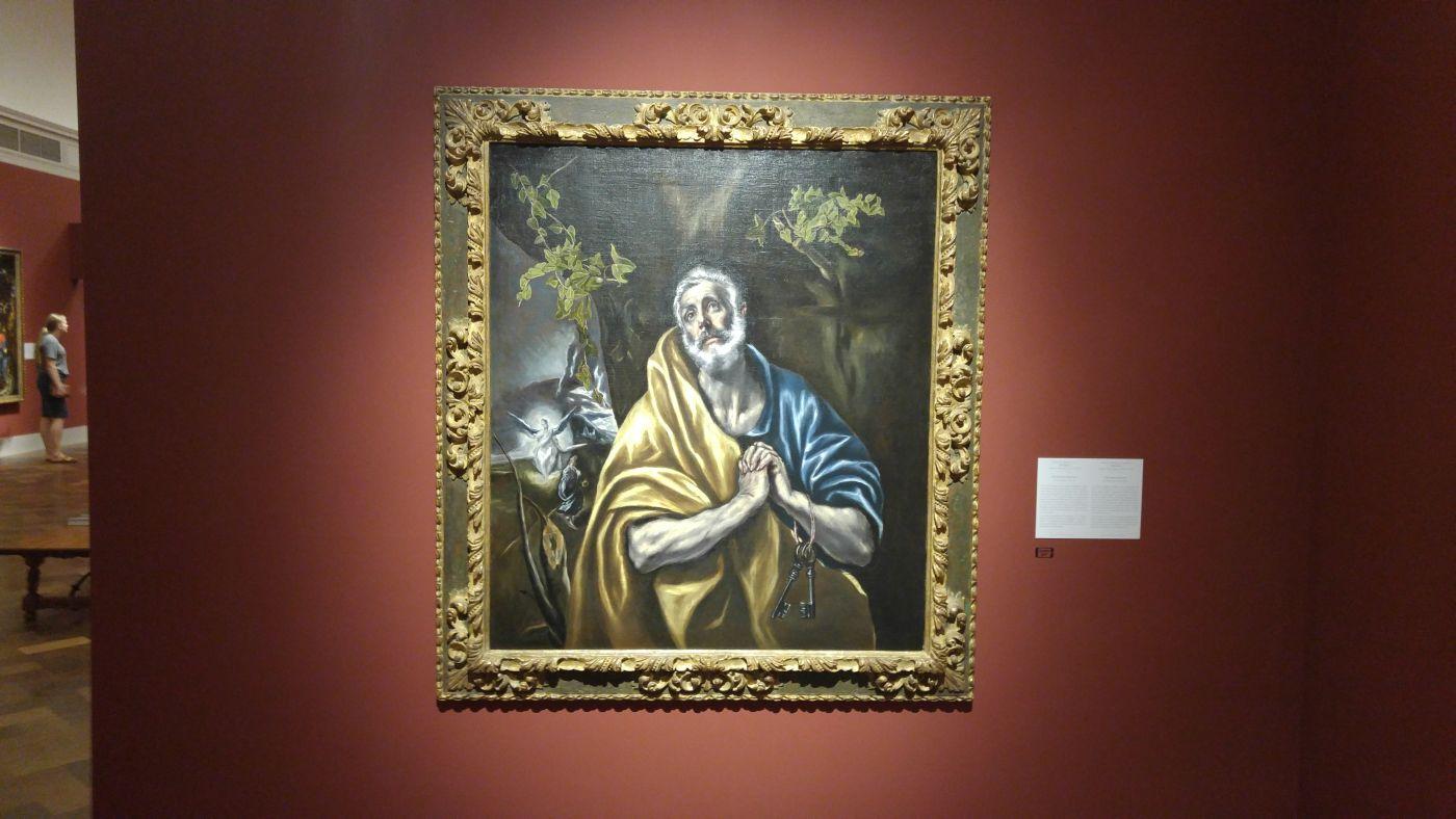 El Greco, San Diego Museum of Art