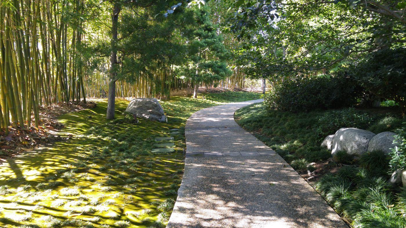 Japanese Tea Garden, Balboa Park