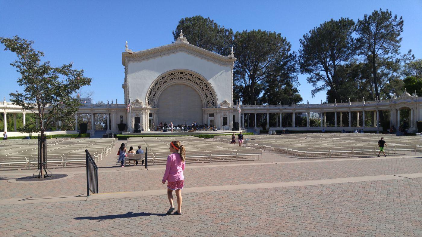 Spreckles Pavilion Balboa