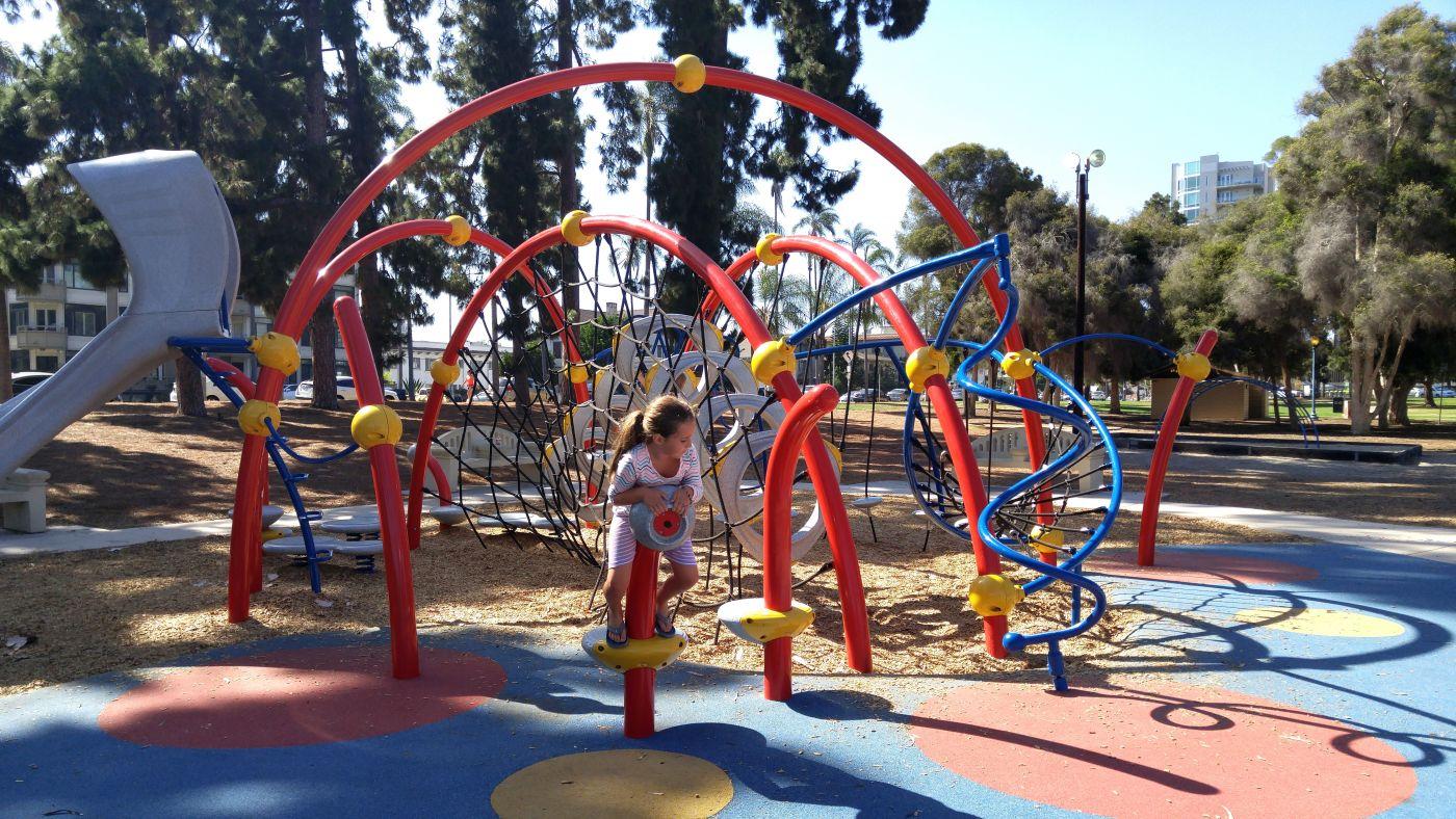 Balboa Park Playground