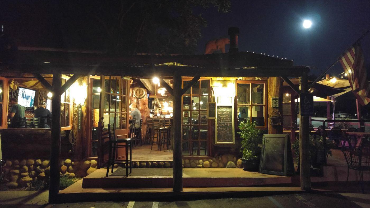 Alpine Tavern CA