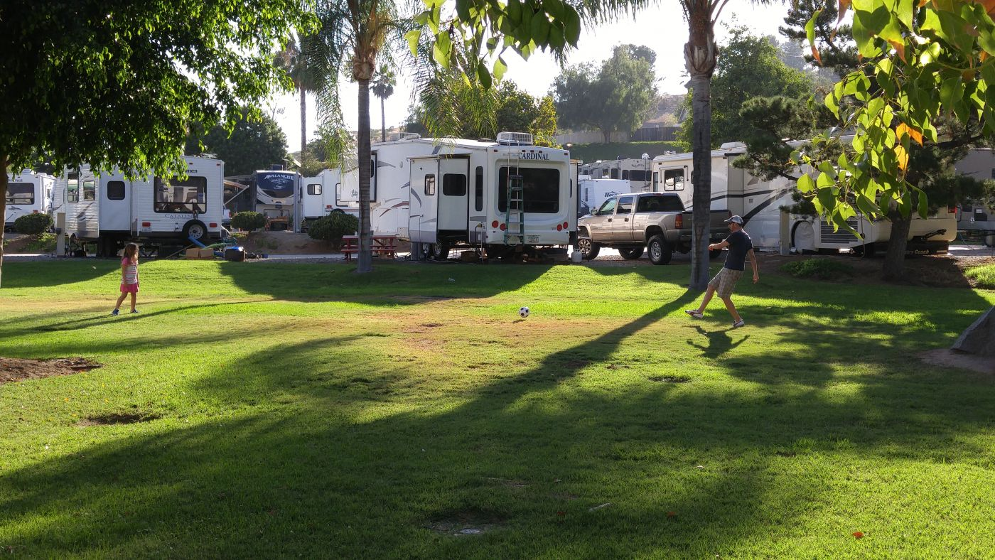 Oak Creek RV El Cajon
