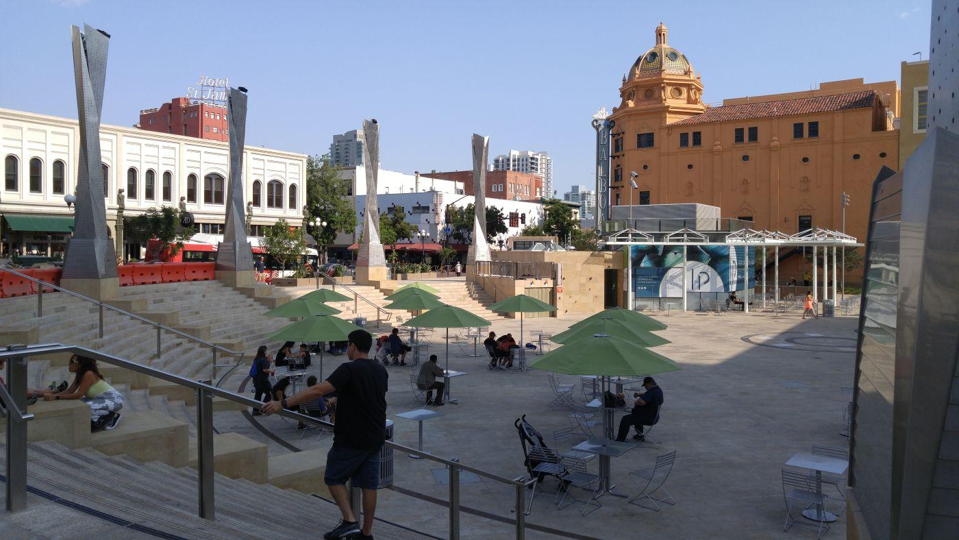 Broadway Park San Diego