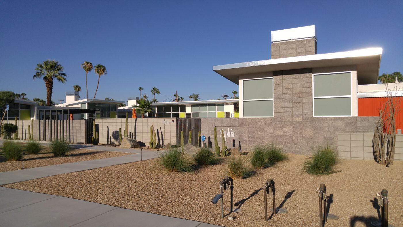 Sophia Apartments Palm Springs
