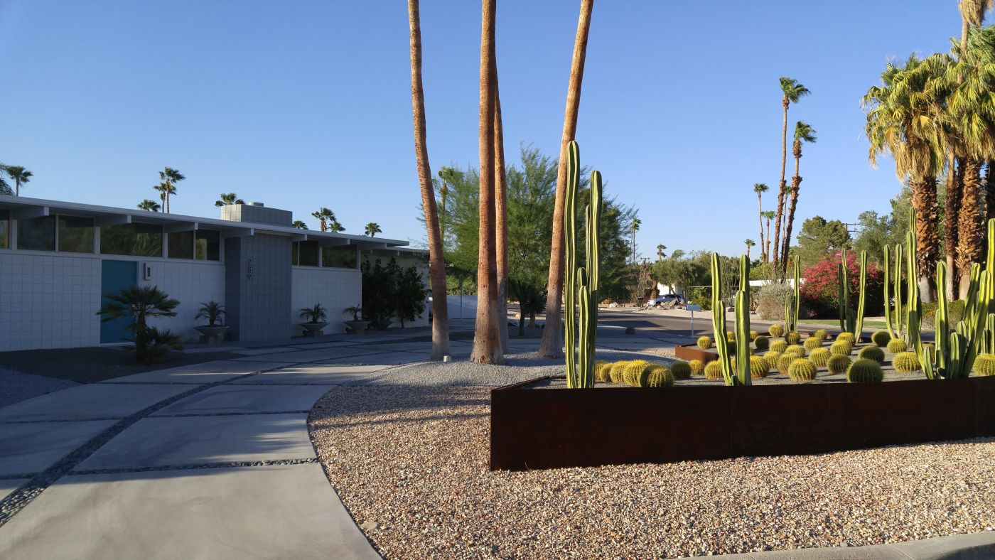 Garden home Palm Springs