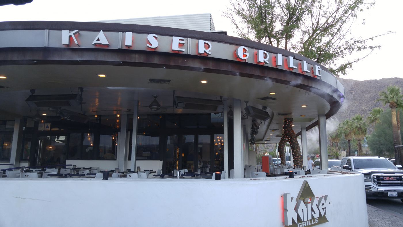 Kaiser Grill Palm Springs