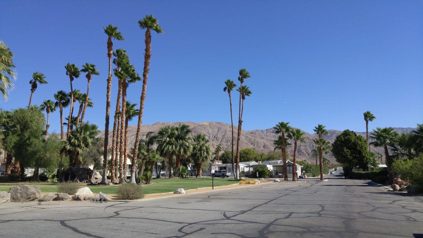 Sky Valley Resort CA