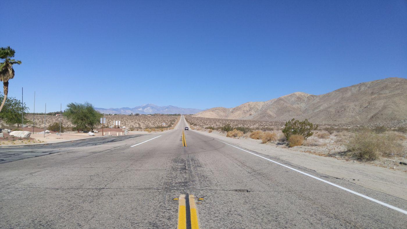 Sky Valley Desert Hot Springs Road