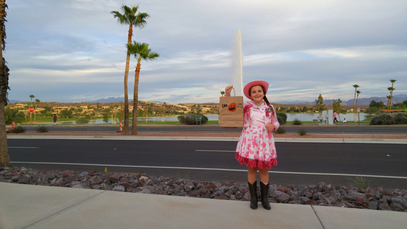 Halloween on the Hill Fountain Hills Fountain