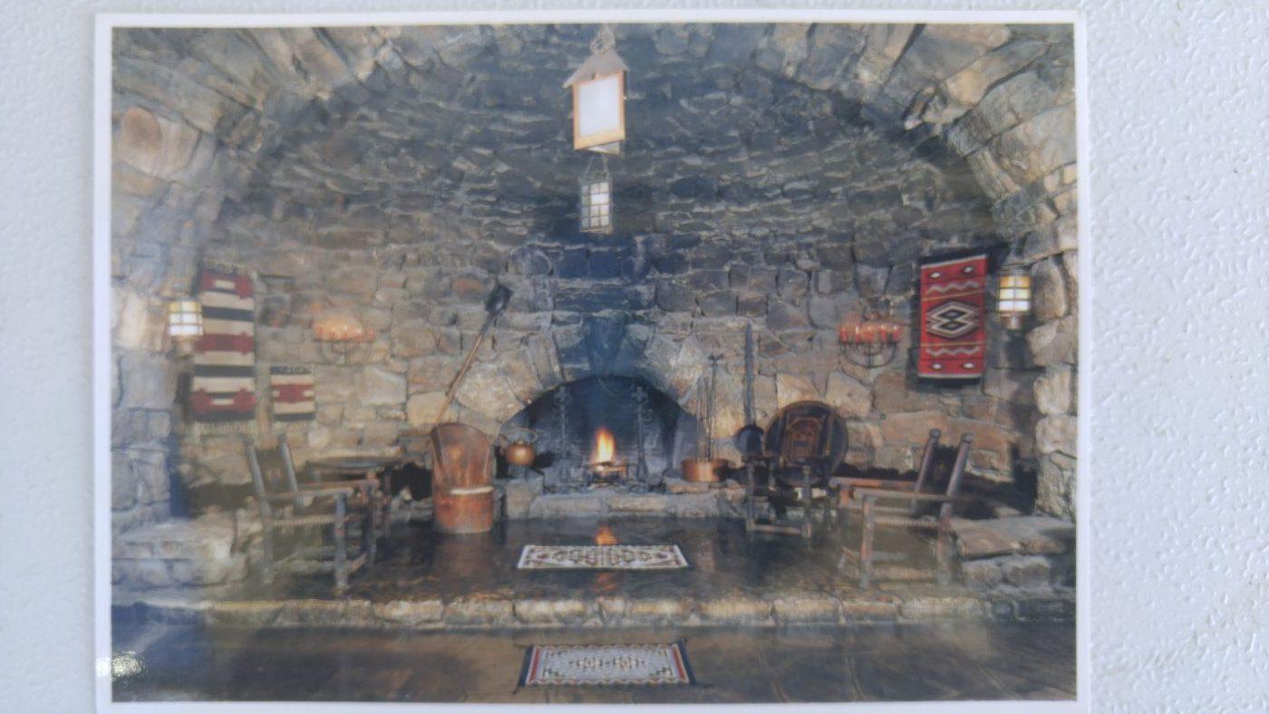 Hermits Rest Postcard