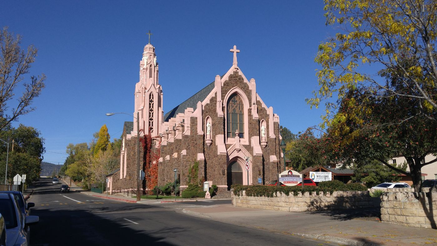 Nativity of Blessed Virgin Mary Flagstaff