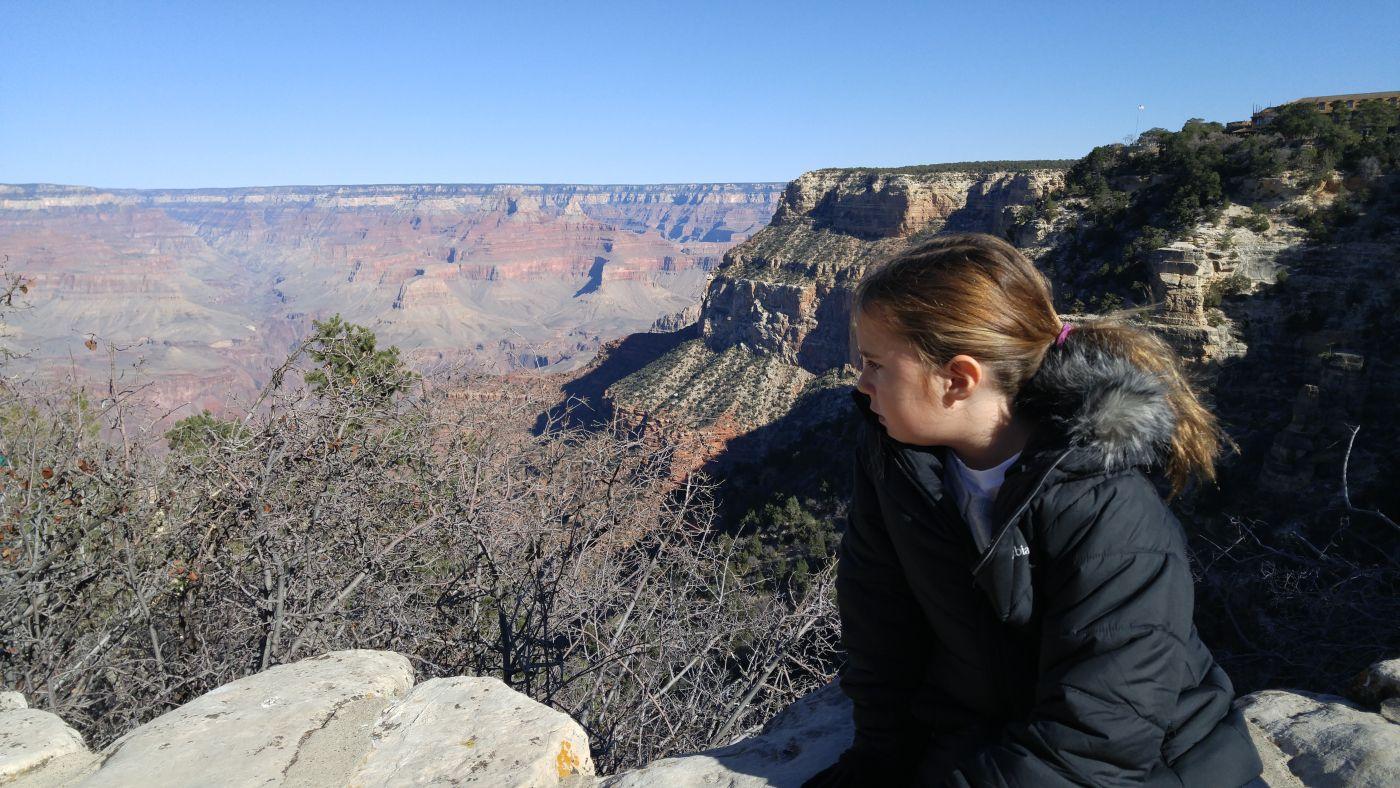 November Grand Canyon