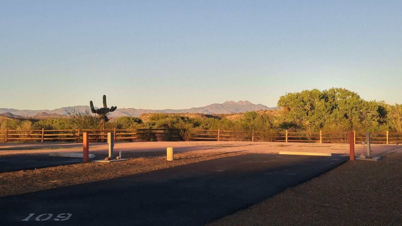 Eagle View RV Resort Fort McDowell Four Peaks