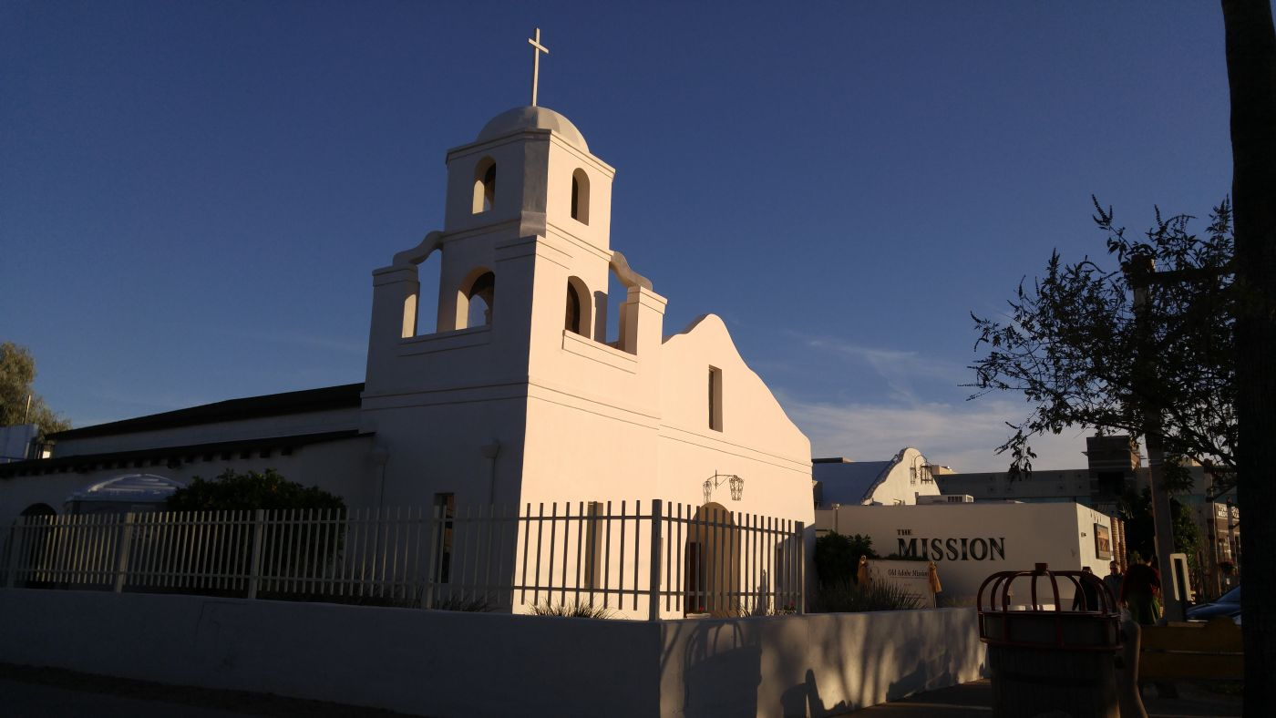 Old Adobe Mission Scottsdale