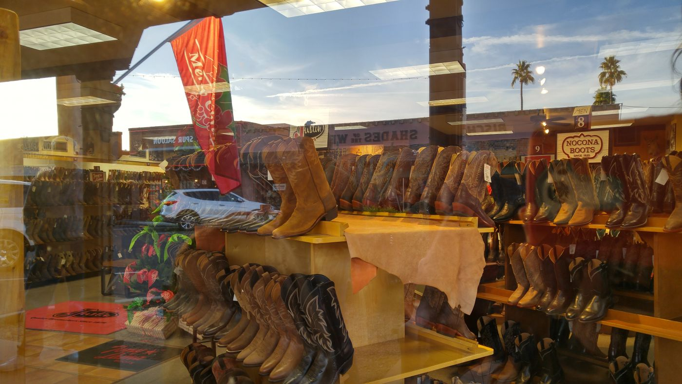 boots Scottsdale
