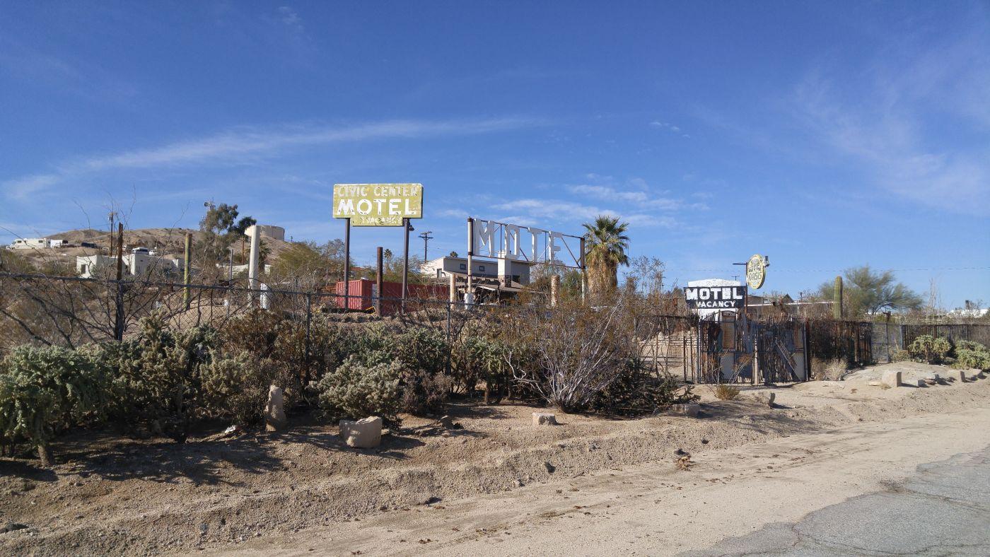 Twentynine Palms CA