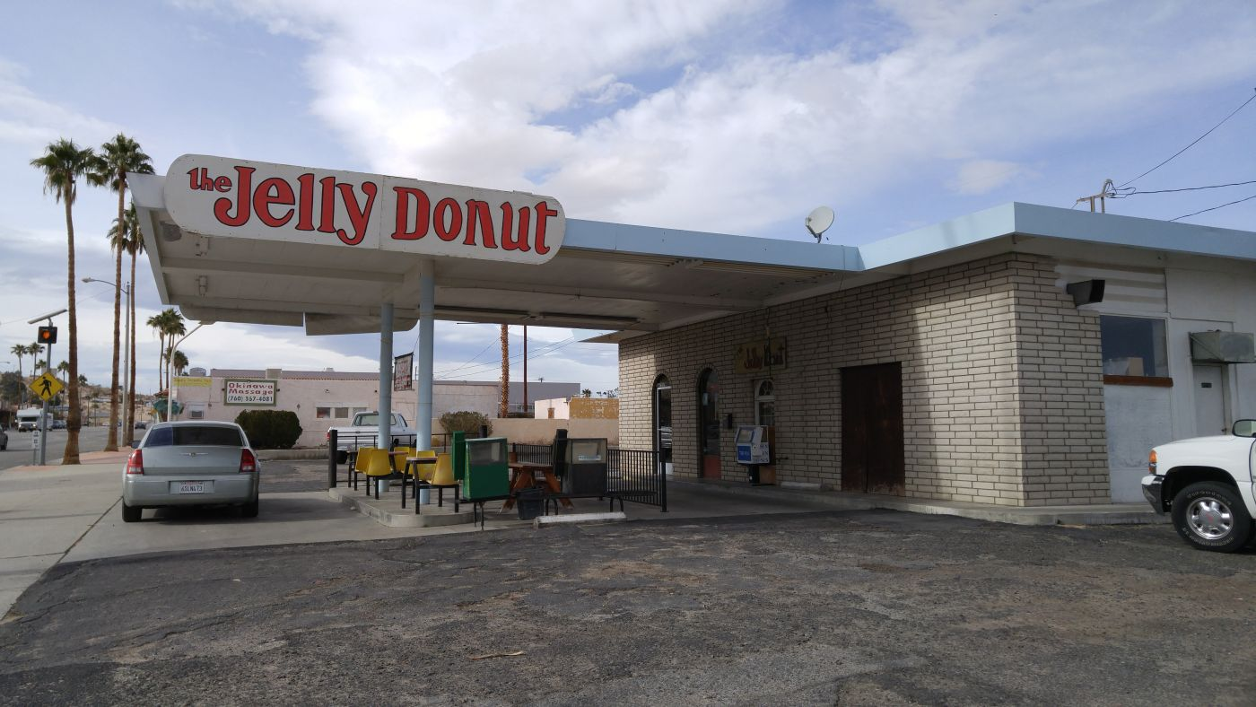 Jelly Doughnut Twentynine Palms, CA